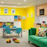 диван в детской комнате детский диван
