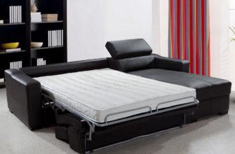 диван с ортомедическим матрасом