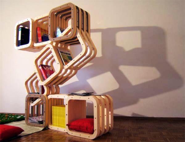 Мебель из фанеры своими руками
