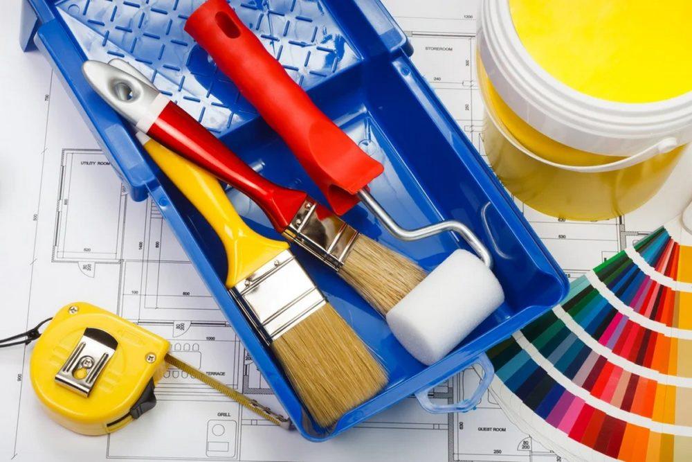 что необходимо для краски мебели