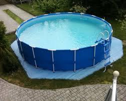 Советы по обустройству бассейна на даче